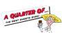 A Quarter of  logo