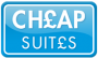 Cheap Suites logo