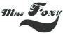 Miss Foxy logo