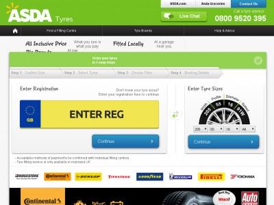 Asda Tyres Voucher Codes | November