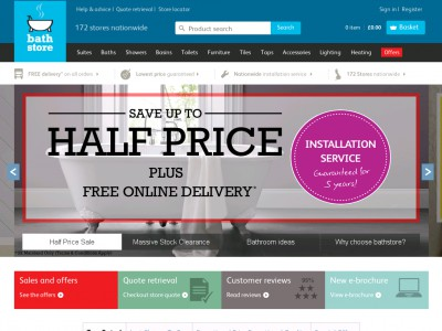 llll Bathstore discount codes for November Verified and tested voucher codes Get the cheapest price and save money - conbihaulase.cf