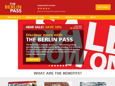 Berlin Pass UK