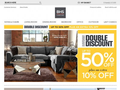 BHS Furniture