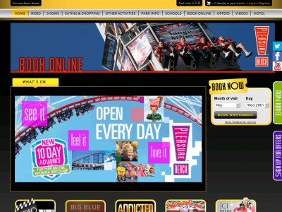 Blackpool discount coupons
