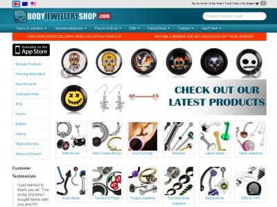Body Jewellery