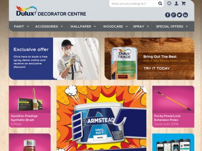 Dulux Decoration Centre