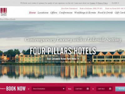 Four Pillars Hotels