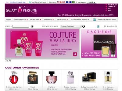 Galaxy Perfume