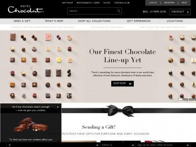 Hotel Chocolat Tasting Club
