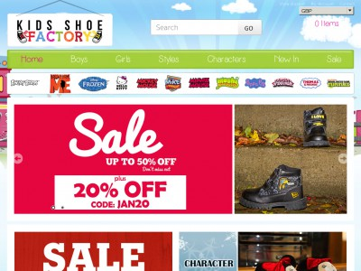 Kids Shoe Factory