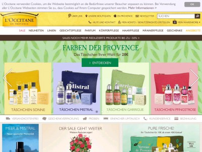 L'occitane voucher codes 2018