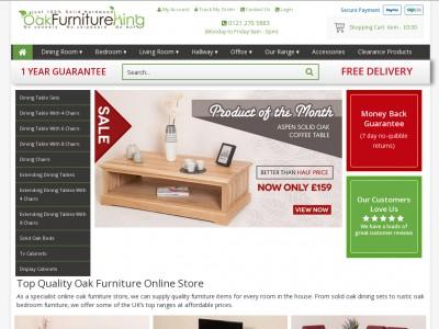 Oak Furniture King