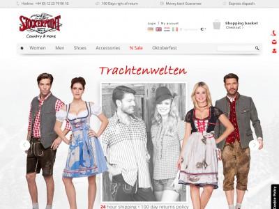 Oktoberfest Dirndl Shop