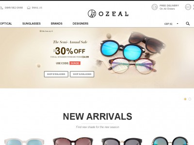 Ozeal Glasses