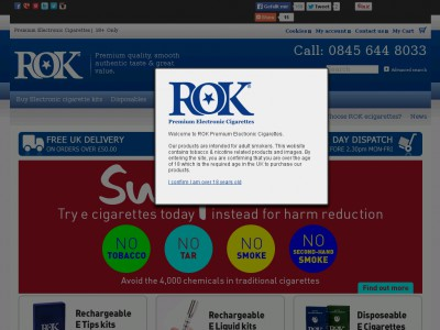 ROK Electronic Cigarettes