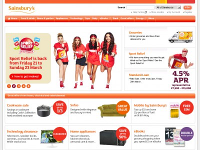 How to use sainsbury's coupons online