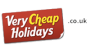 Very Cheap Holidays logo