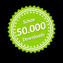 Schon 50.00 Downloads
