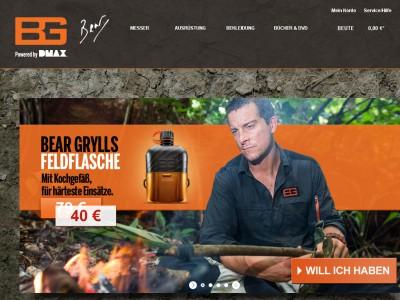 Bear Grylls Store