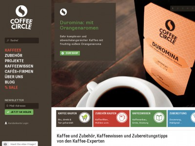 Coffee Circle Gutschein Code