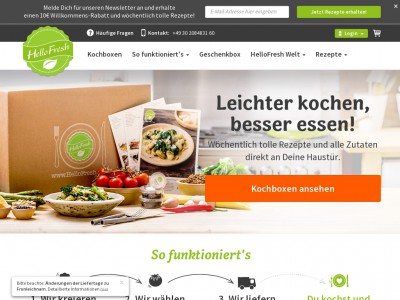 hellofresh gutschein juli 2018 10 gutscheincode. Black Bedroom Furniture Sets. Home Design Ideas
