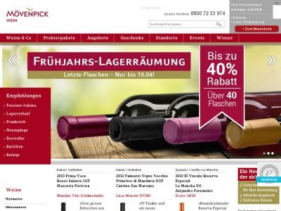 Moevenpick Wein