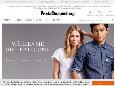 Peek und Cloppenburg*