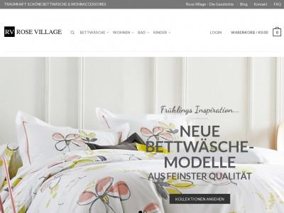 rose village gutschein august 2018 gutscheincode. Black Bedroom Furniture Sets. Home Design Ideas