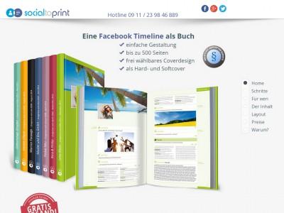Social to print