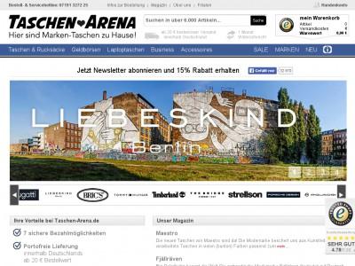 Taschen-Arena