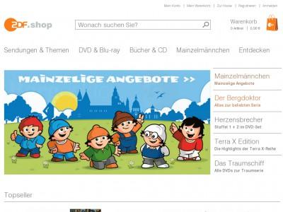 ZDF Shop