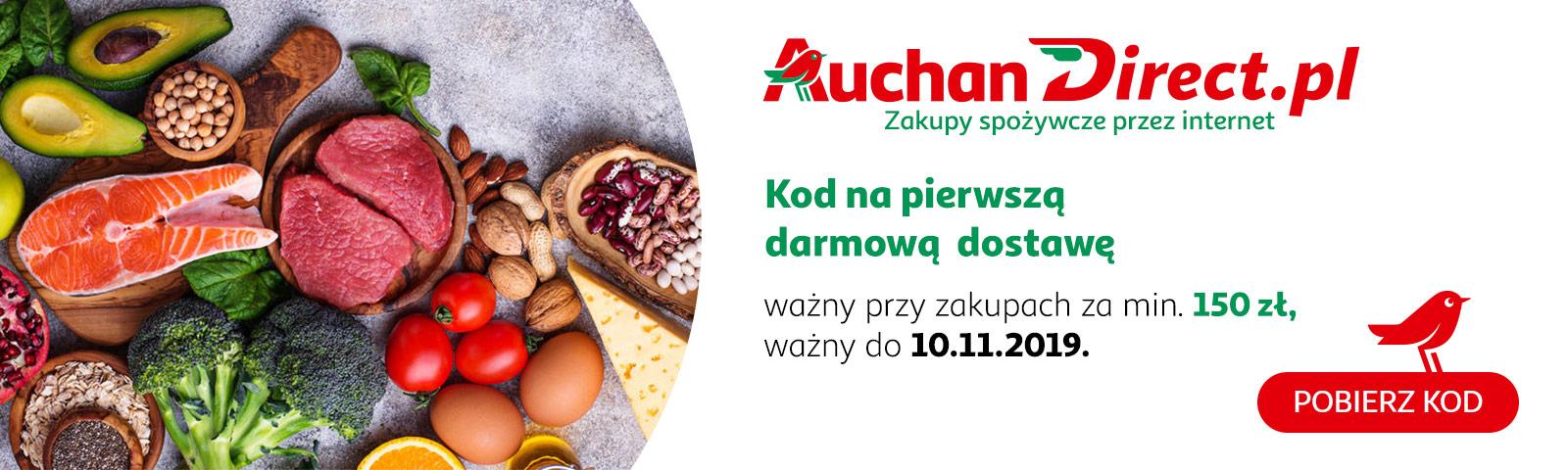 Auchan kody rabatowe