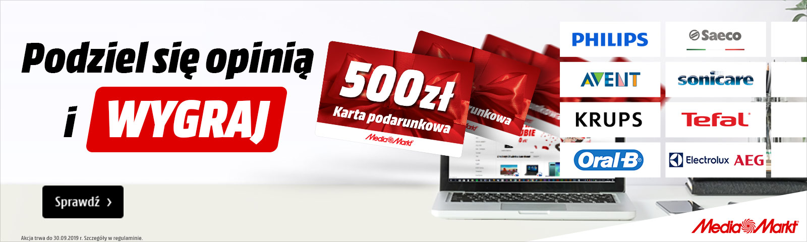 Media Markt kupony rabatowe