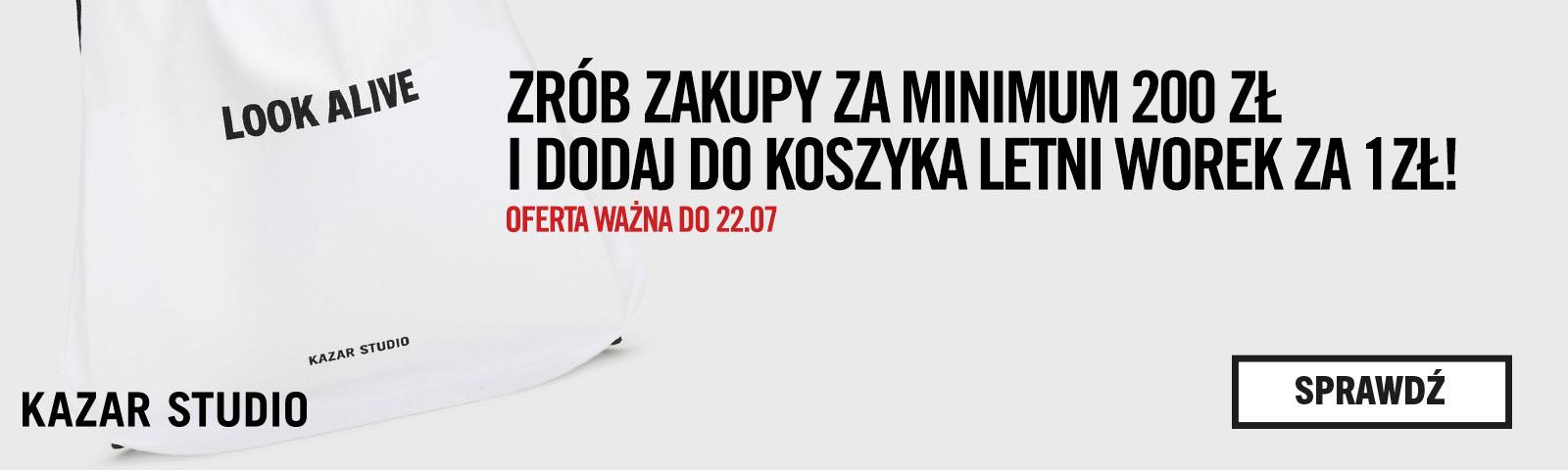 Kazar Studio kupony rabatowe