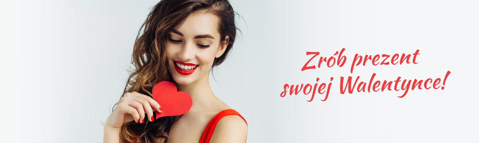 Walentynki - kupony rabatowe na prezenty