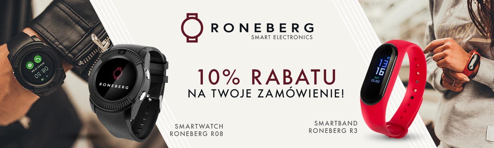 Roneberg Smart kody rabatowe
