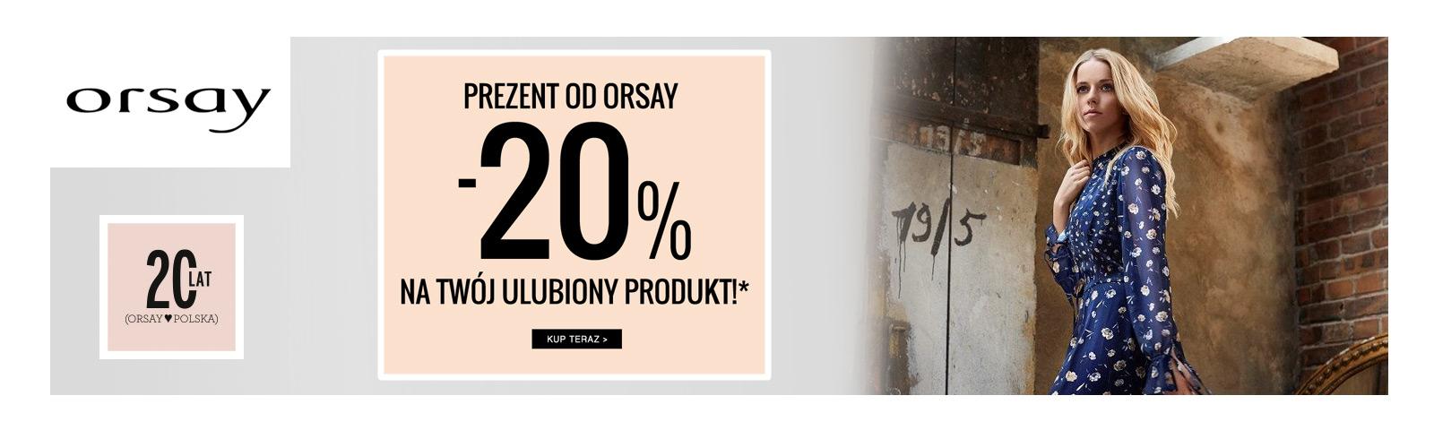 Orsay kupony rabatowe