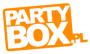 PartyBox kupony rabatowe
