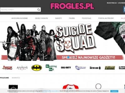 Frogles