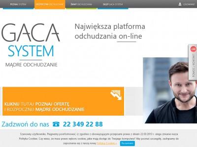 Gaca system