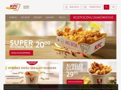 KFC dostawa