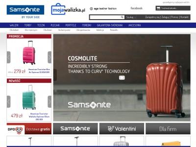 Moja walizka