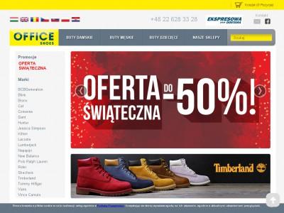 Office Shoes Kupony Rabatowe 10% maj 2020 | Office Shoes