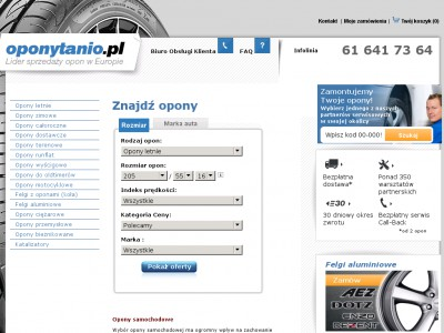 Oponytanio.pl