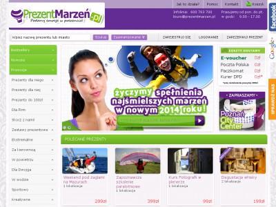 Prezent Marzeń