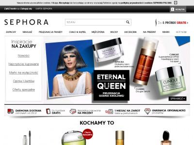 Sephora Kupony Rabatowe 25% maj 2020 | Sephora Promocje