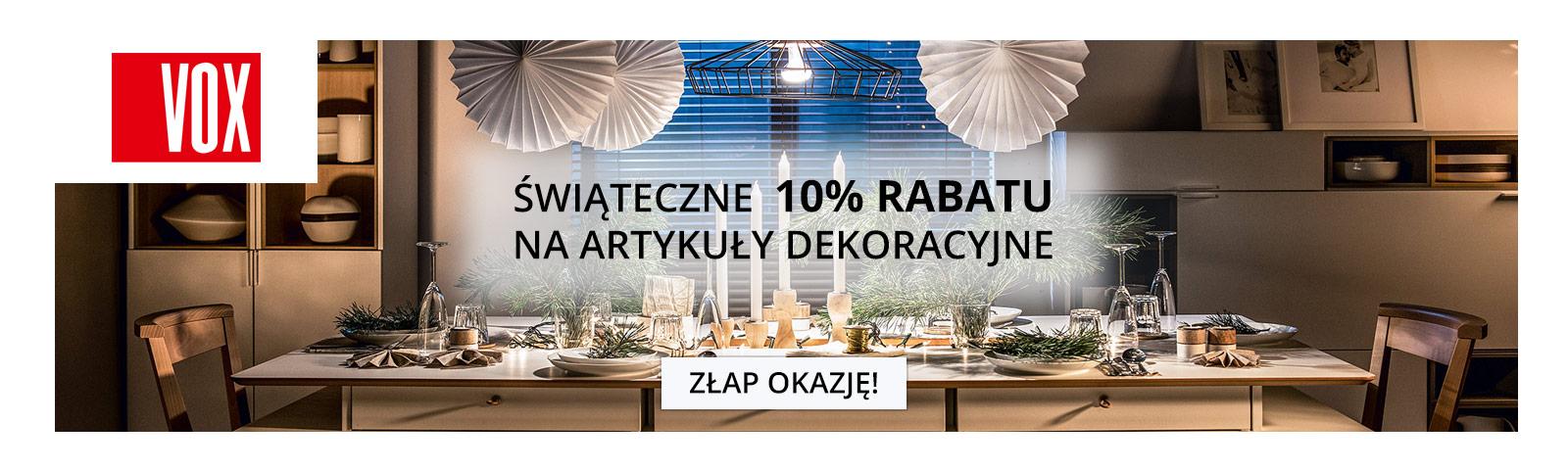 Meble Vox kody rabatowe